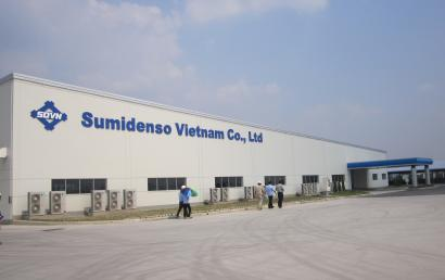 Sumidenso phase 4 factory