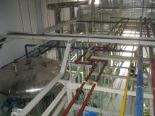 Design, supply and installation mechanical system