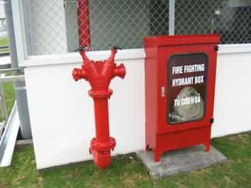 Design & installation fire fighting system