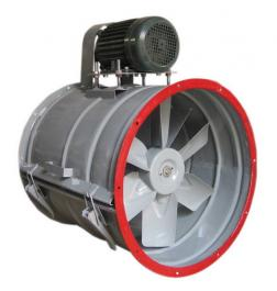 Maitenace fan for ventilation system